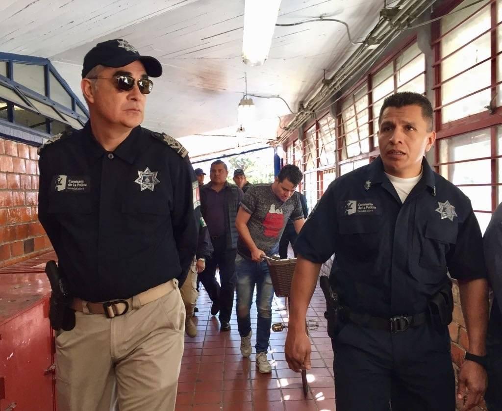 Policía tapatía alista operativos por el Buen Fin