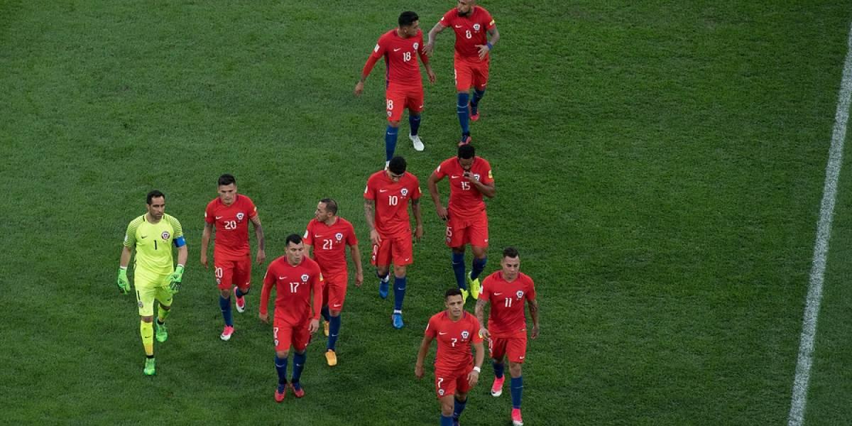Pese a ir al Mundial: Perú no pudo superar a Chile en el ranking FIFA