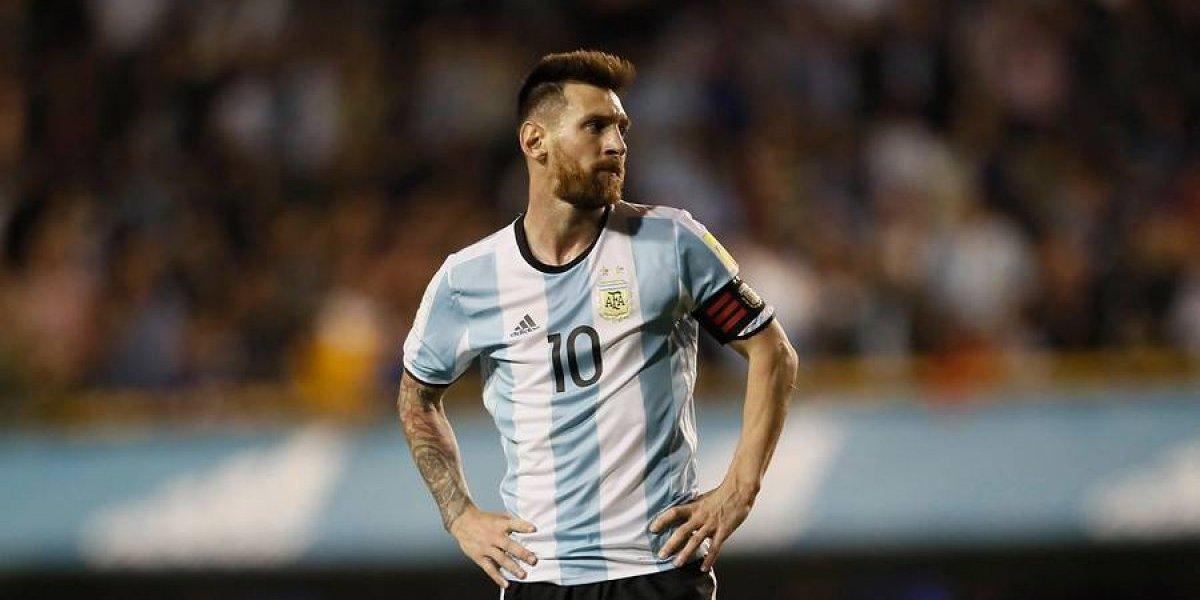 No se salva nadie: Burzaco reveló pagos a Messi para que jugara amistosos con Argentina