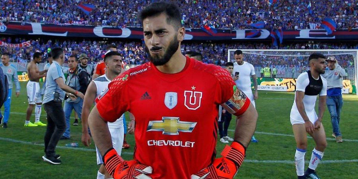 """Johnny Herrera mandó recado a Wanderers: """"Ya los vamos a agarrar más adelante"""""""