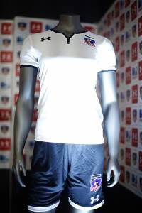 La nueva camiseta de Colo Colo