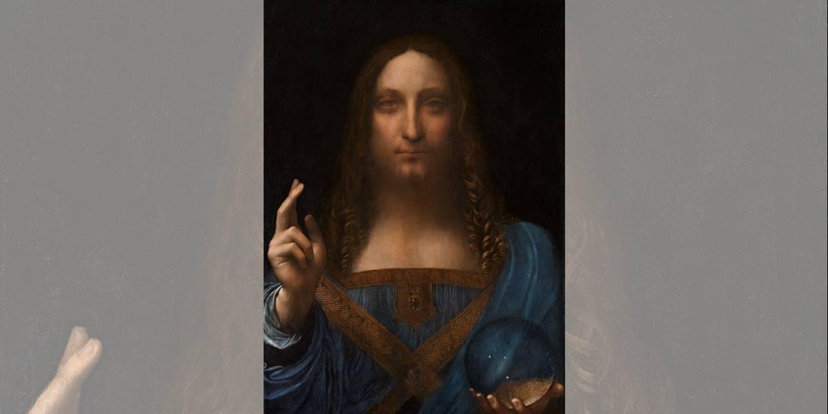 Obra de Leonardo da Vinci é vendida por R$ 1,5 bilhão em leilão