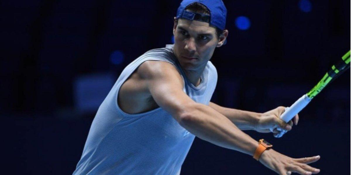 Rafael Nadal reaccionóante la sentencia de exministra francesa