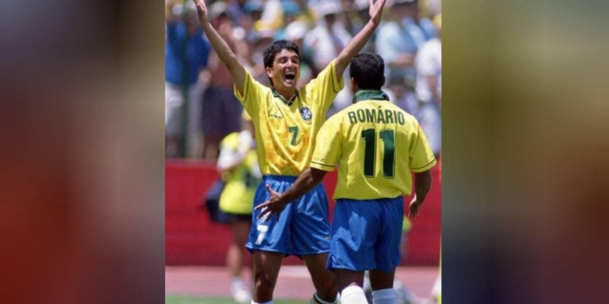 Dupla do tetra, Romário e Bebeto voltam a jogar juntos, agora na política
