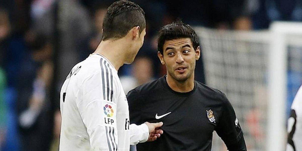 A Cristiano Ronaldo le gustaría jugar con Los Ángeles FC, al lado de Carlos Vela