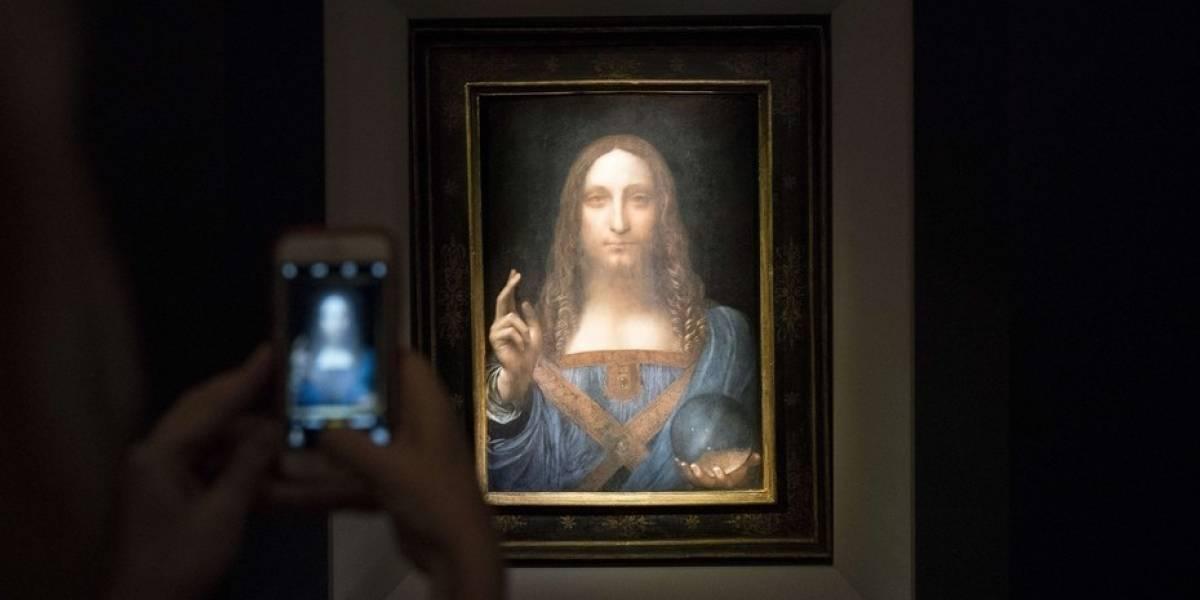 Este cuadro de Da Vinci es el más caro de la historia