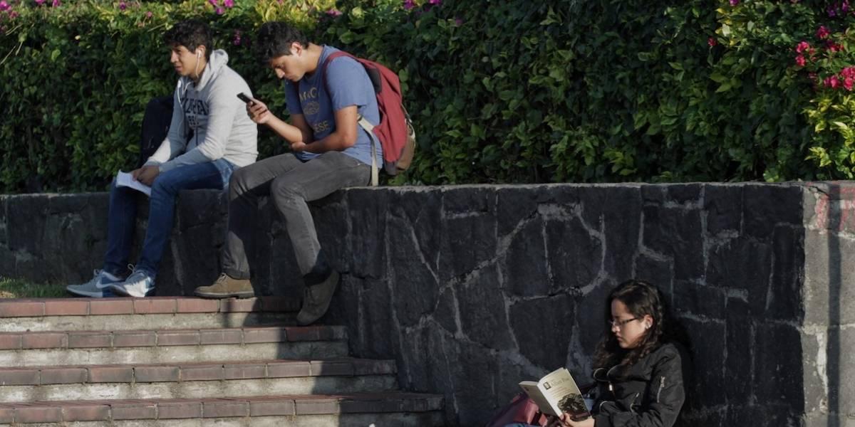 El 90% de jóvenes mexicanos sin futuro profesional