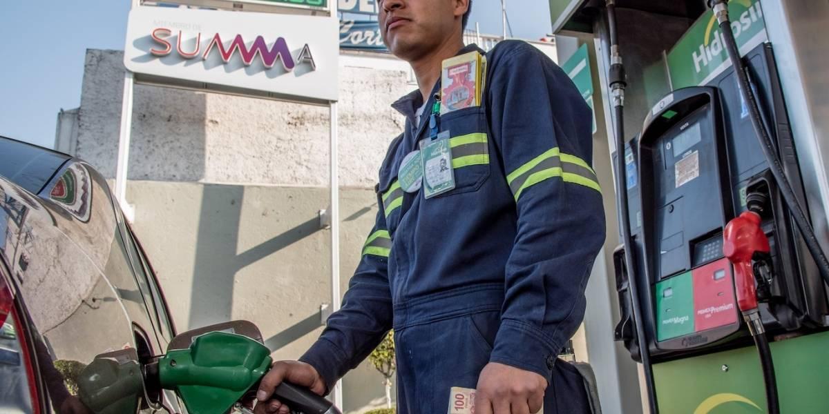 Precio de la gasolina, hasta en 23 pesos para 2018
