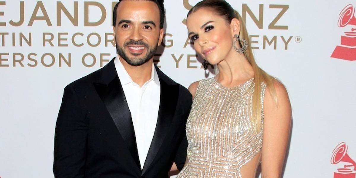 """Celebran en los Latin Grammy el éxito global de """"Despacito"""""""
