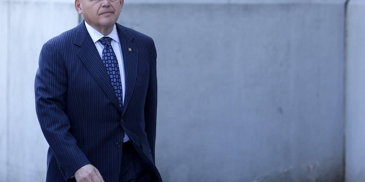 Declaran nulo juicio por corrupción contra senador Bob Menendez
