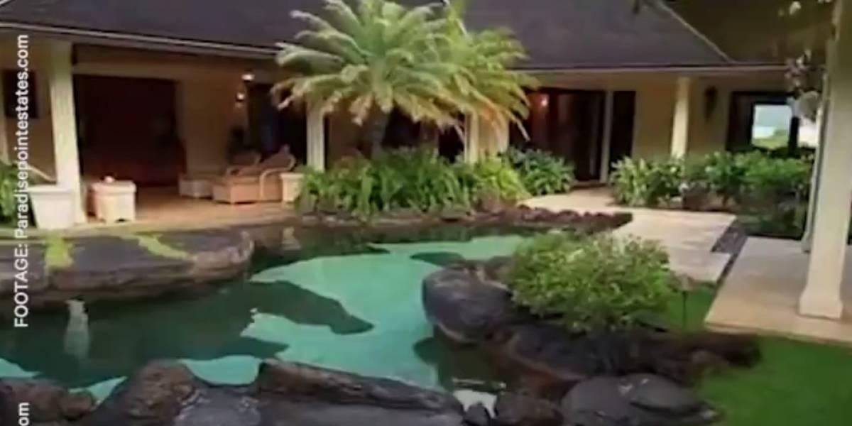 Los Obama's ponen en venta su casa de playa