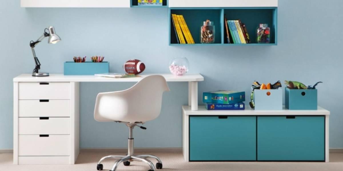 Prepárale a tu hijo un espacio ideal para estudiar
