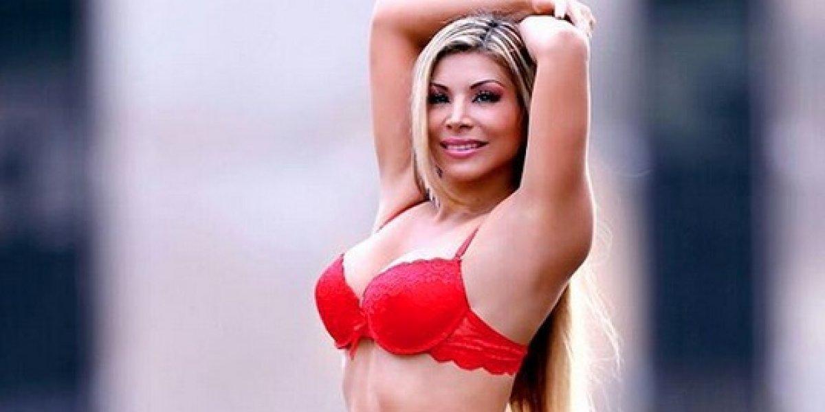Modelo promete desnudo por clasificación de Perú a Rusia 2018