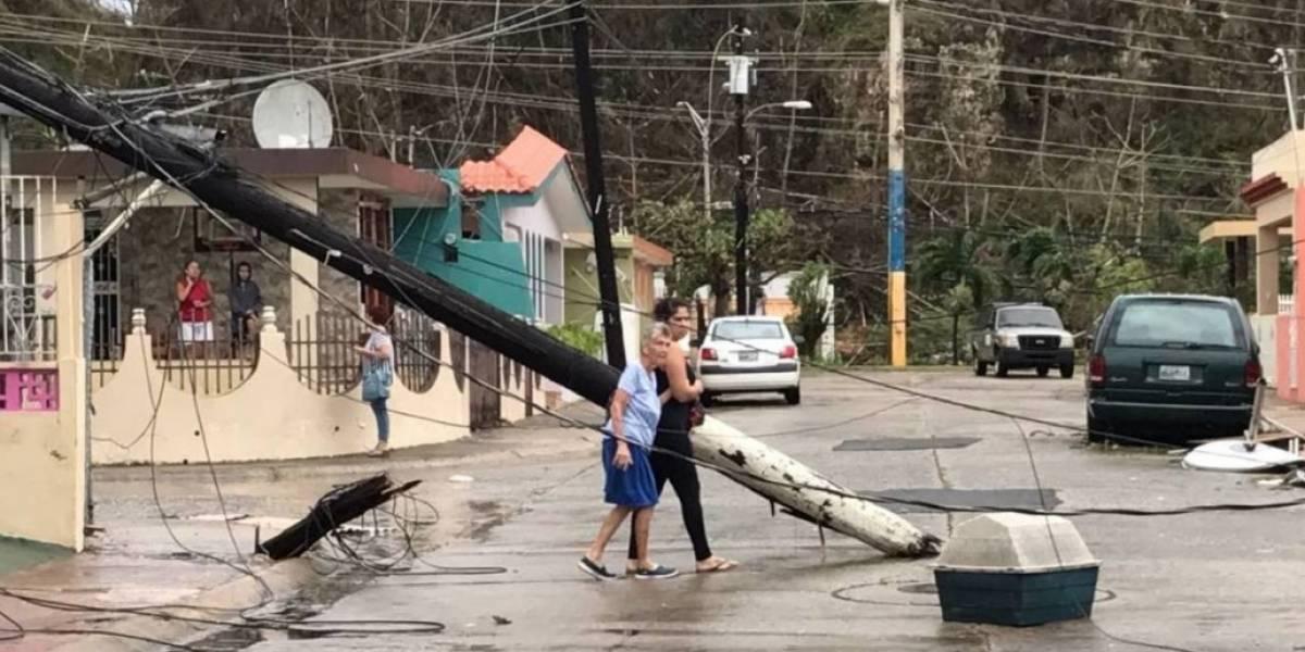 Huracán eleva nivel pobreza a más de la mitad del país