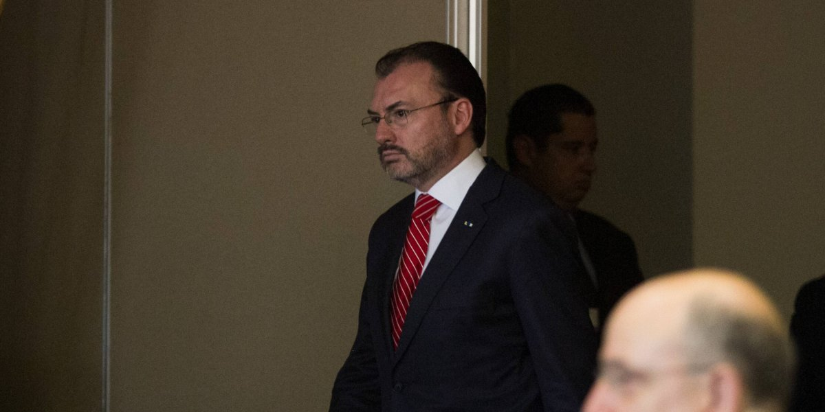 Videgaray visita Moscú para fortalecer relaciones son Rusia
