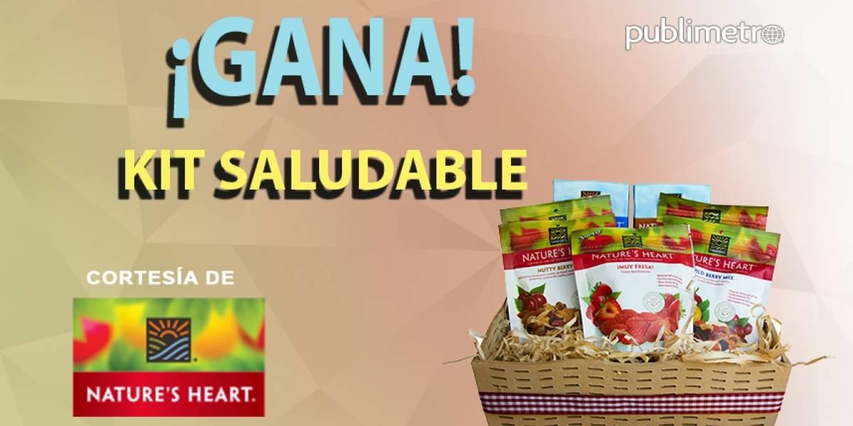¡Gana! kit saludable para cuidarte #ViveMás