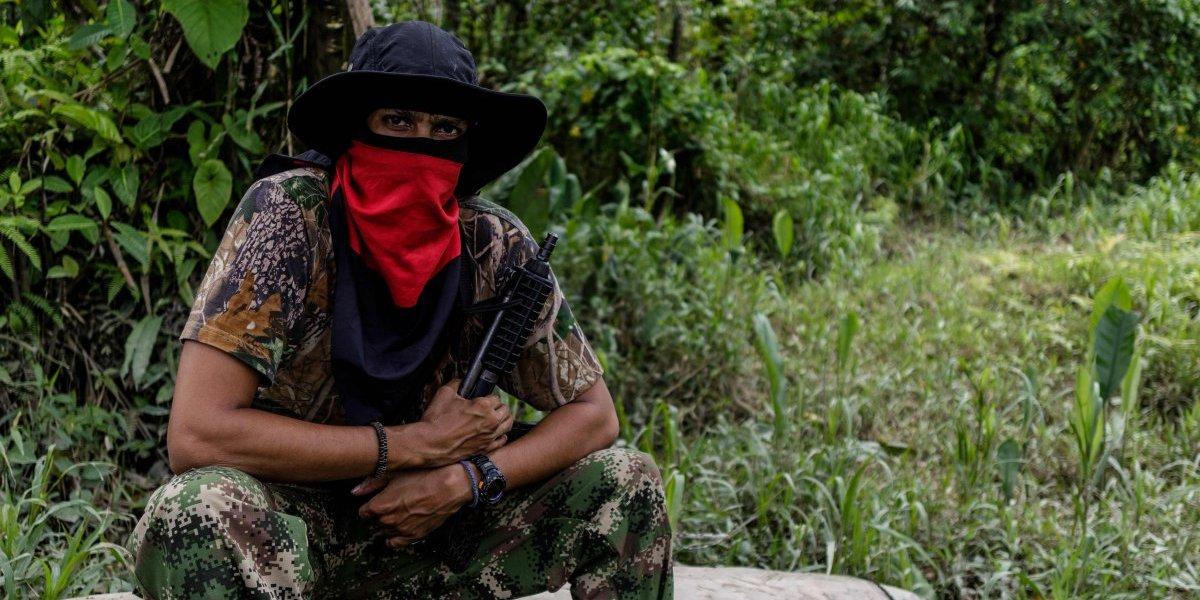 """""""Entendemos que la revolución ya no está de moda"""": Comandante 'Uriel'"""