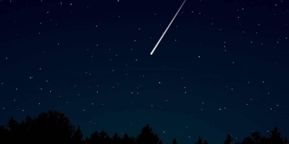 VIDEO. Graban un meteorito cruzando el cielo de Arizona