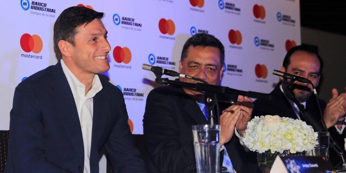 "Javier Zanetti: ""Argentina siempre será candidata para ganar el Mundial"""