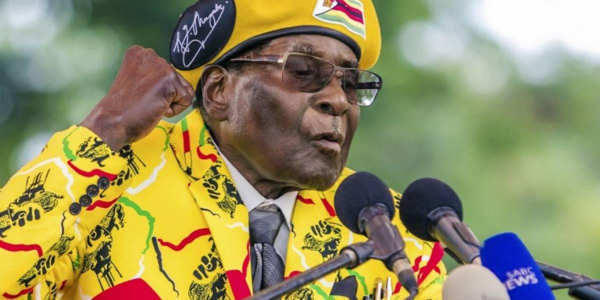 Las cinco frases más polémicas que ha dicho Robert Mugabe en sus 73 años gobernando Zimbabue