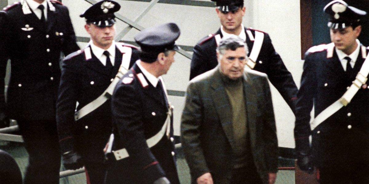 Fallece Toto Riina, uno de los padrinos más sanguinarios y temidos de la mafia