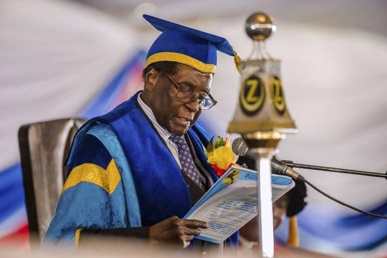 Zimbabue Mugabe