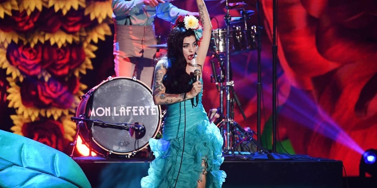 """Mon Laferte se llevó un galardón y """"Despacito"""" arrasó en los Grammy Latino 2017"""