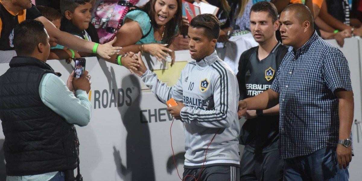 Según Forbes, Dos Santos es de los más influyentes de la MLS