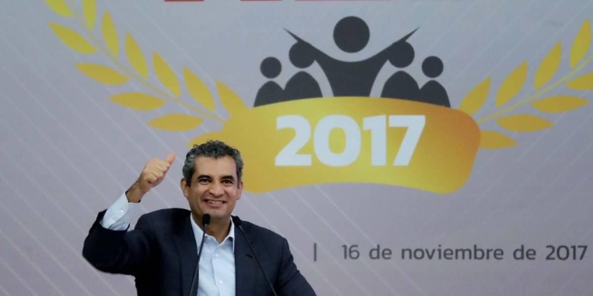 Vamos a la contienda electoral para ganar: Ochoa Reza