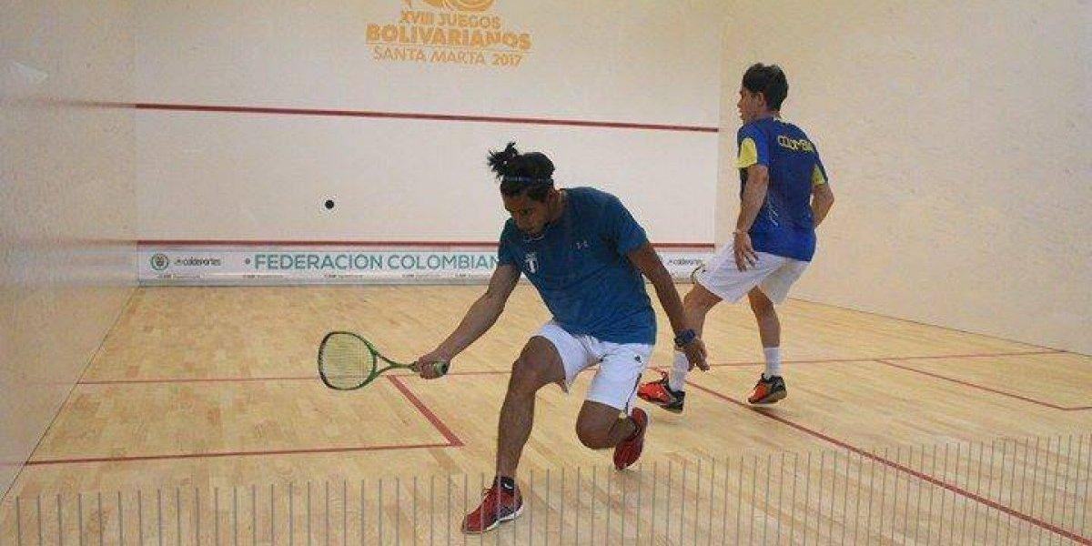 VIDEO. Guatemala gana medalla de bronce en squash