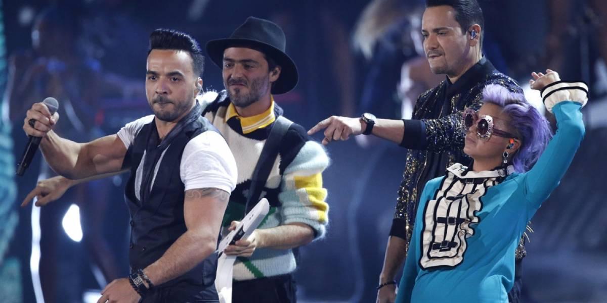 """En fotos: el rotundo (y esperado) triunfo de """"Despacito"""" y otros detalles destacados de los Grammy Latinos 2017"""