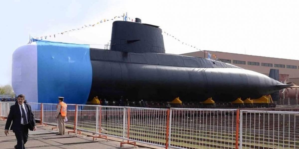 Desaparece un submarino en Argentina con 44 personas a bordo