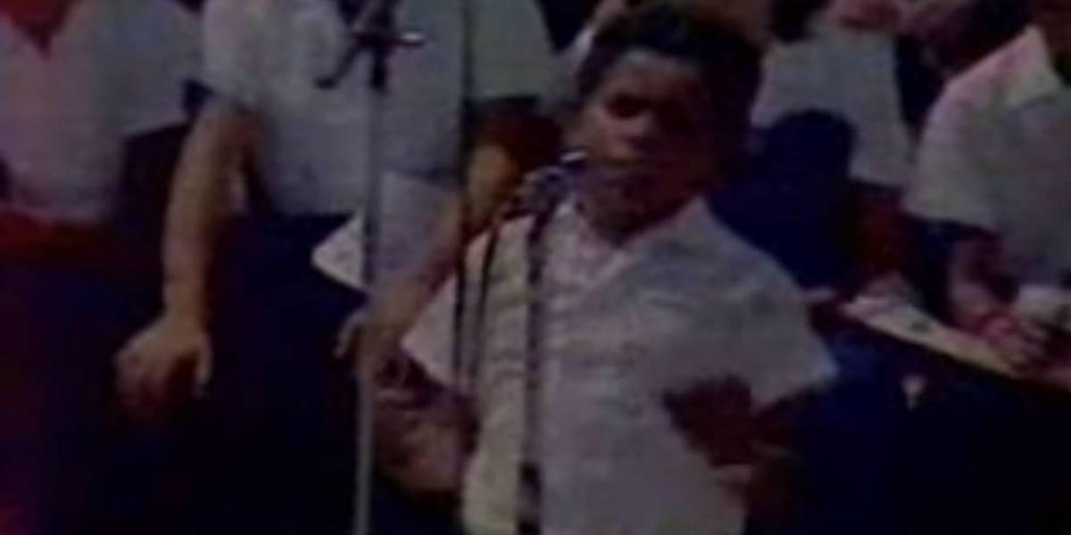 Fallece por falta de medicinas venezolano que cantó en su niñez al Papa Juan Pablo II