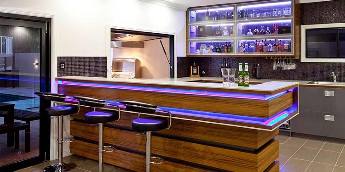 Los accesorios esenciales para armar tu bar en casa