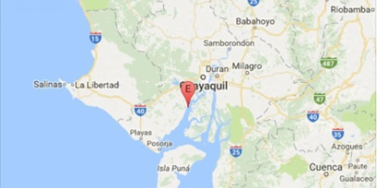 Instituto Geofísico reporta sismo de 6.2 en Guayaquil, Ecuador