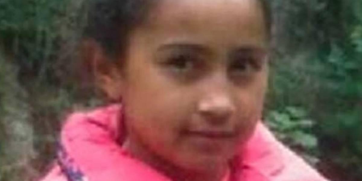 Consternación por secuestro de niña de 11 años