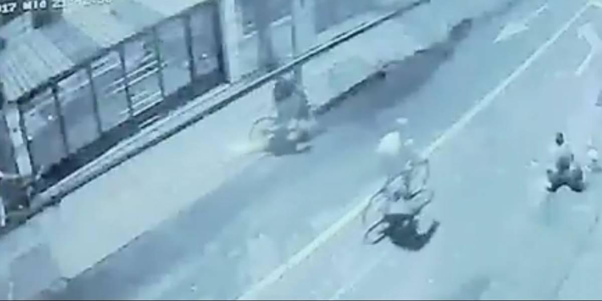 Hurtan bicicletas de seis deportistas de alto rendimiento en Bogotá