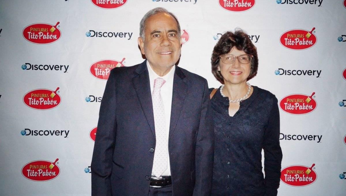 Alfonso Prieto y Monica Gómez. Cortesía