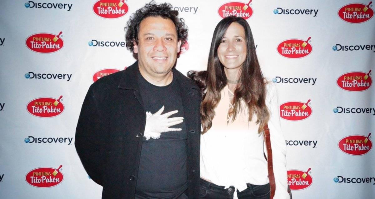 Harold Trompetero y Juliana Vásquez. Cortesía