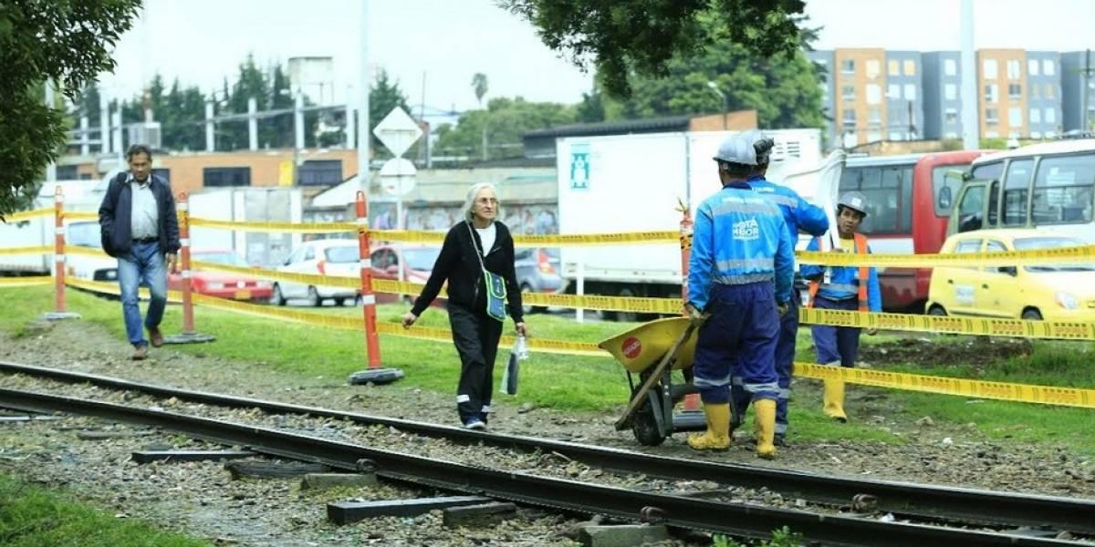 ¡Por fin! Inician obras de la Avenida Ferrocarril en Fontibón
