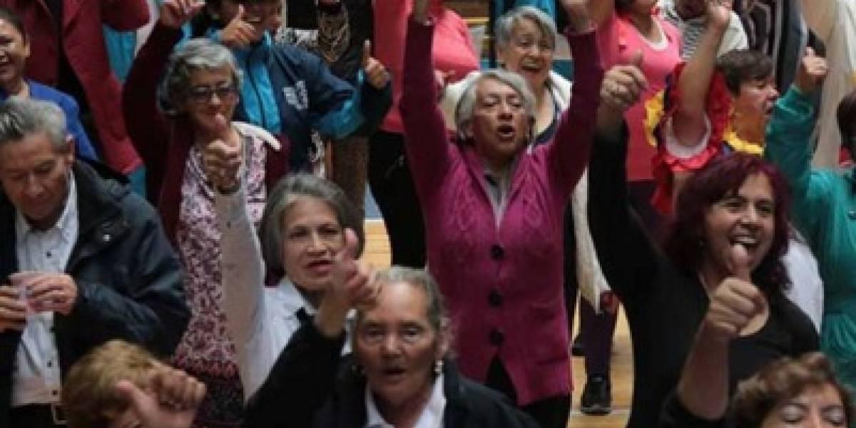 Hasta el ocho de diciembre se realizarán 19 viejotecas gratis en Bogotá
