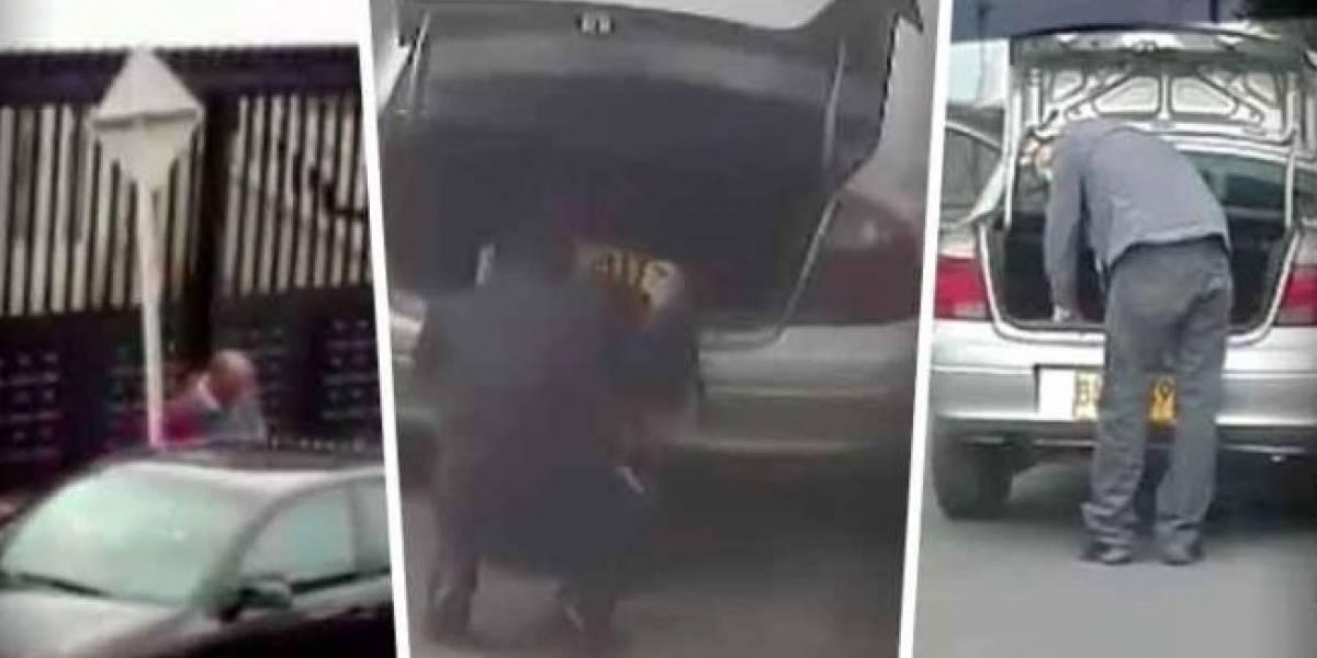 Gracias a un video caen falsos funcionarios de la SIJÍN