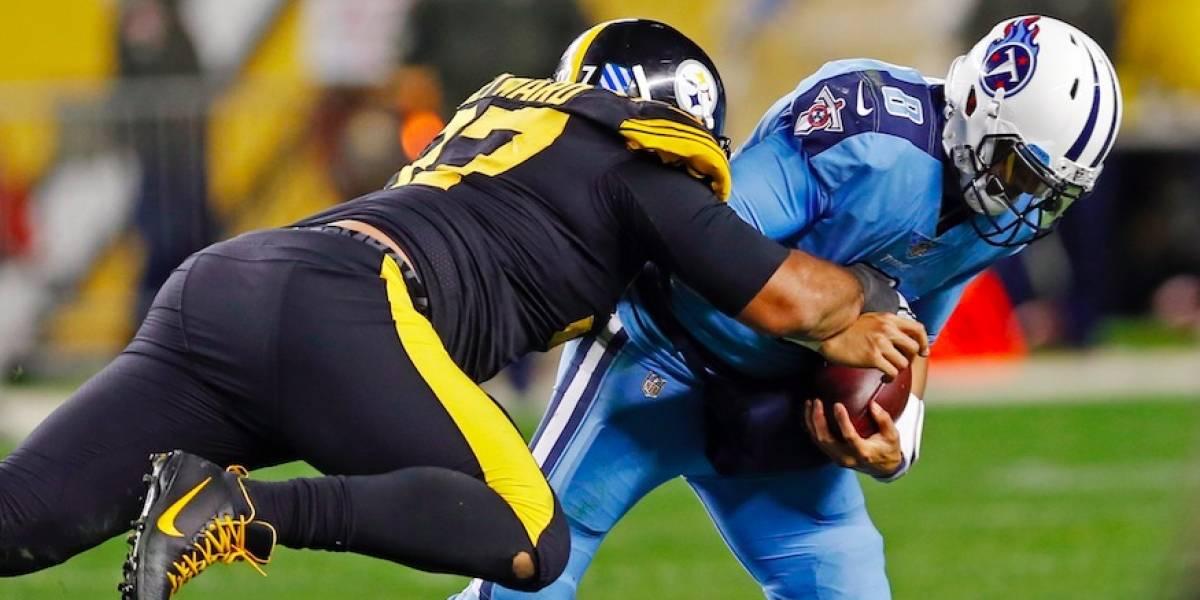 Roethlisberger brilla y Steelers se impone ante Titans