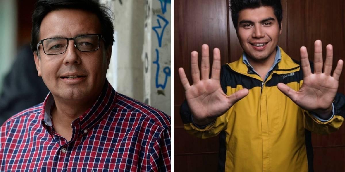 """Ex noteros de """"Mucho Gusto"""" al Parlamento: El giro radical al que aspiran Álvaro Sanhueza y Yerko Ávalos"""