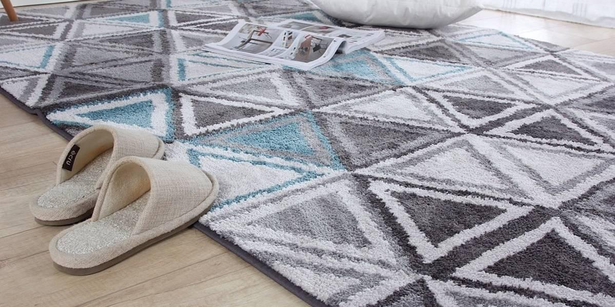 Dale vida a tu hogar con una alfombra