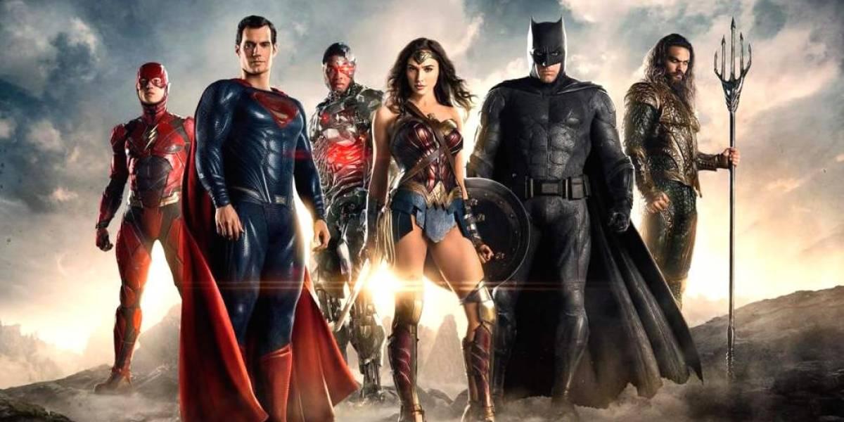 Liga de la justicia regala corto que revela alianza de villanos