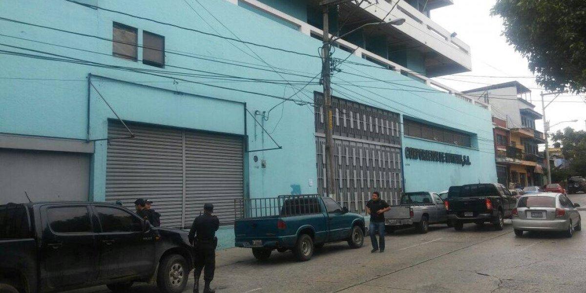 Edificio de Corporación de Noticias valorado en Q21 millones será administrado por el Estado