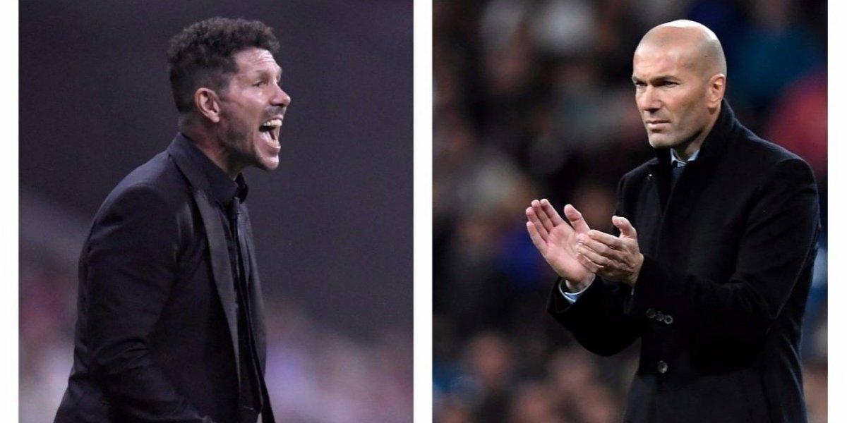 El derbi de Madrid es el juego más esperado de la jornada 12 de la Liga española