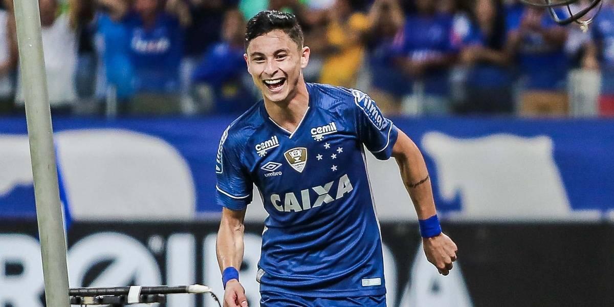 Palmeiras confirma a contratação do lateral-esquerdo destaque do Cruzeiro