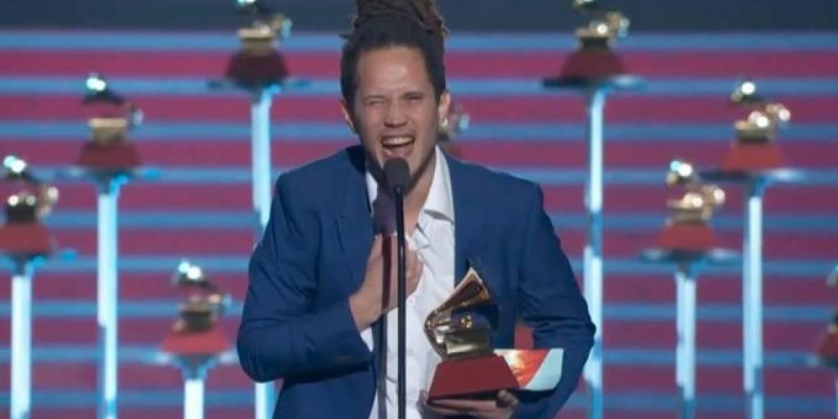 Tres Latin Grammys para el dominicano Vicente García